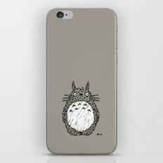 Susuwatotoro iPhone & iPod Skin