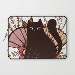 Japanese Kitty Laptop Sleeve