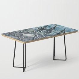 Sea Monster Coffee Table
