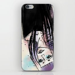 the upsidedown iPhone Skin