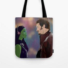 Space Love Tote Bag