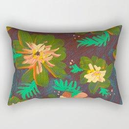 Apricot Anna May Rectangular Pillow