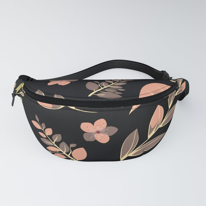 Flower Design Series 20 Fanny Pack