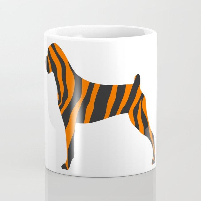 Tiger Pattern Coffee Mug