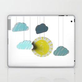 Sunny Day 3D Paper Craft Laptop & iPad Skin