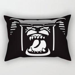 bearHead Logo Rectangular Pillow