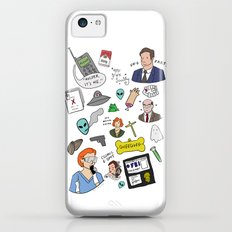 The X-Files iPhone 5c Slim Case