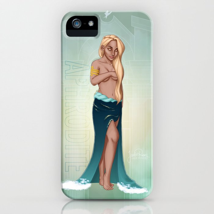 Greek Goddesses - Aphrodite iPhone Case