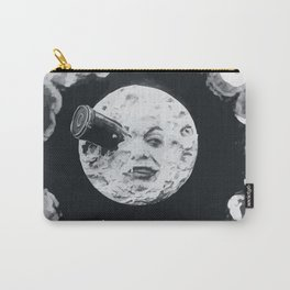 A Boring Moon Carry-All Pouch