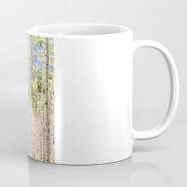 Dreamy Aspen Grove Coffee Mug