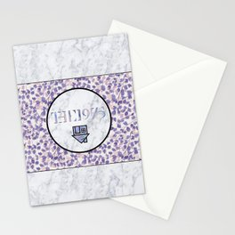 NBHD + 1975 - Floral Stationery Cards
