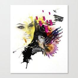 Mingadigm | Hopeful Canvas Print