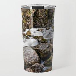 Lower Reid Falls. Travel Mug