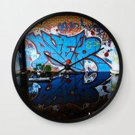 # 166 Wall Clock