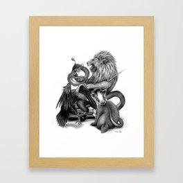 The Founders Framed Art Print
