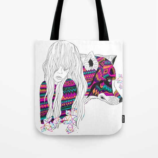 ▲SHE-WOLF▲ Tote Bag