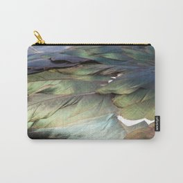 Free Feathers Carry-All Pouch
