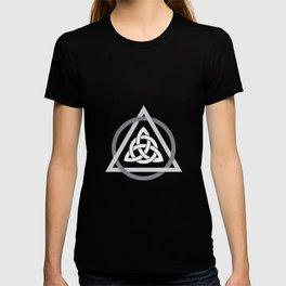 Viking symbol pentagram sea warrior T-shirt
