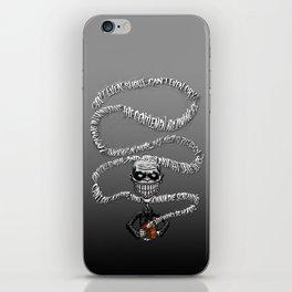 Buffy - The Gentlemen Hush Box iPhone Skin