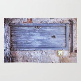 Old Blue Door Rug
