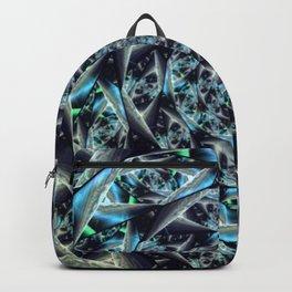 Kaleidoscopic Swirl Backpack