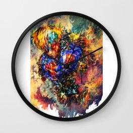 Genos Wall Clock