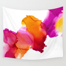 Alcohol Ink - Explosion Wall Tapestry