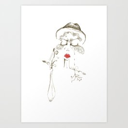 Love is Old, Love is New Art Print