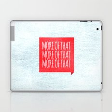 More of That Laptop & iPad Skin