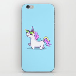 Fabulous Unicorn iPhone Skin