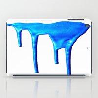 splatter iPad Cases featuring Splatter by Hints Photos