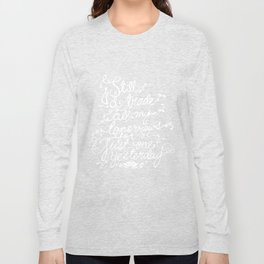 Fall Out Boy - 'Just One Yesterday' Long Sleeve T-shirt