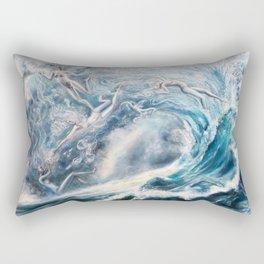 Spirits of the Sea Rectangular Pillow