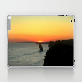 Sunsetting over the Great Southern Ocean Laptop & iPad Skin