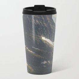 Glacier Mountain Travel Mug