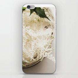 White Naked Cake iPhone Skin