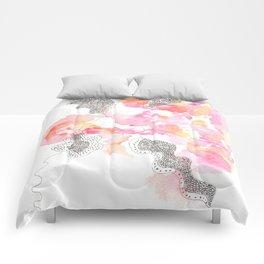 Scandi Micron Art Design | 170412 Telomeres Healing 29 Comforters