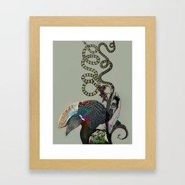 T. phoinix Framed Art Print