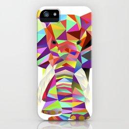 Emil Elephant iPhone Case