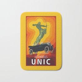 Unic automobiles Bath Mat
