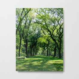 New York 9 Metal Print
