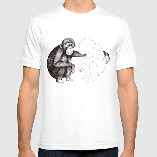'Gone' T-shirt