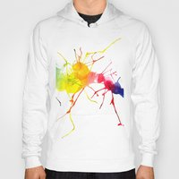 passion Hoodies featuring passion  by Shakkedbaram