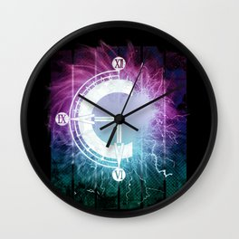 Chronology Wall Clock