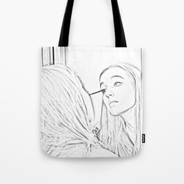 Makeup Tote Bag