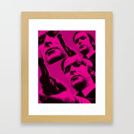 Get Dotmatrix Framed Art Print