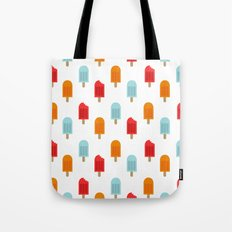 Ice Lollies Pattern Tote Bag