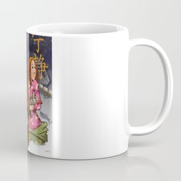 Out in the Black - Mal Coffee Mug
