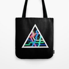 Lonely Inverted Triangle Tote Bag