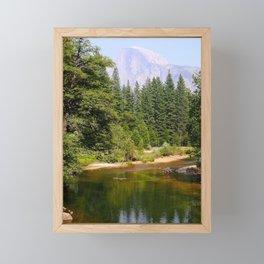 El Capitan Yosemite Framed Mini Art Print